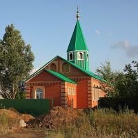 Хворостянка-мечеть, Хворостянка