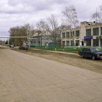 Почта в Хворостянке, Хворостянка