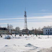 Центр Хворостянки, Хворостянка