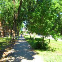 Улица Пионерская, Чапаевск
