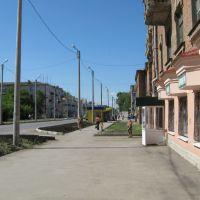 Улица Ленина, Чапаевск
