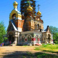 Храм Сергия Радонежского, Чапаевск