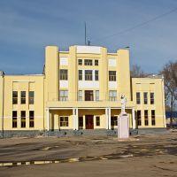 Дворец культуры в Чапаевске, Чапаевск