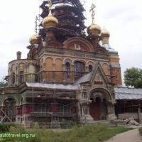 храм, Чапаевск