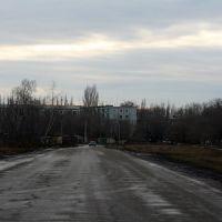 Начало улицы Ленина, Чапаевск