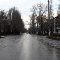 Пересечение улиц Ленина и Володарского, Чапаевск