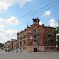 Чапаевск-на улице Ленина, Чапаевск