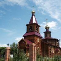 Храм в с. Челно-Вершины, Челно-Вершины
