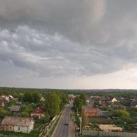 """Дорога на садоводство """"Металлург"""", Пикалёво"""
