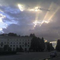Закат, Пикалёво