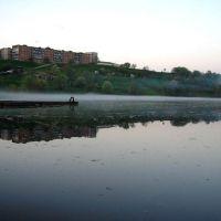 Река Рядань, Пикалёво