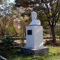 Памятник  Георгию Александровичу Сорокину., Александровская