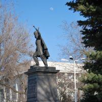 ПЛАТОВ Матвей Иванович, войсковой атаман Донского казачьего войска., Александровская