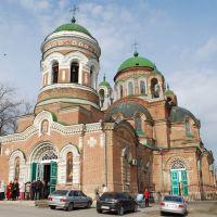 храм Святого благоверного великого князя Александра Невского, Александровская