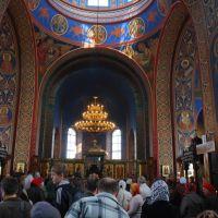 храм Архангела Михаила, Александровская