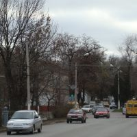 Новочеркасск, Александровская