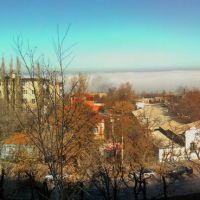 Новочеркасск (туман в низовке), Александровская