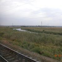 река Аксай ., Александровская