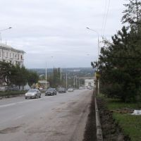 спуск Герцена, Александровская