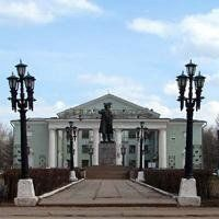 площадь Ленина, Бокситогорск