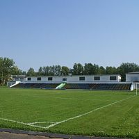 """стадион""""Металлург"""", Бокситогорск"""