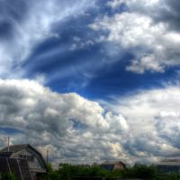 облака, Бокситогорск