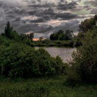 бокситогорск,вечер, Бокситогорск