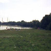 пляж, Бокситогорск