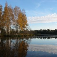 Бокситогорск.парк, Бокситогорск