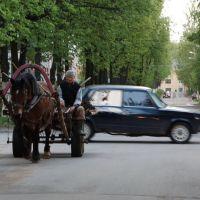 Извозчики, Бокситогорск