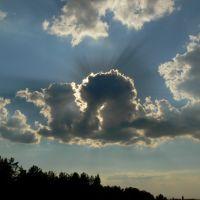 Небо июня, Большая Ижора