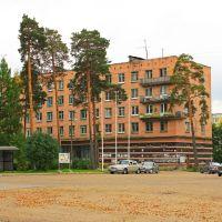Budynek, Большая Ижора