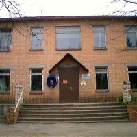 Вход в поликлинику, Будогощь