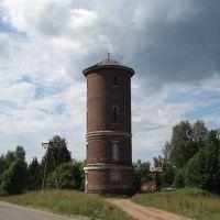 Будогощь - Водонапорная башня, Будогощь