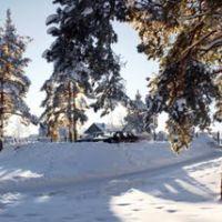 Зимняя сказка .SHURENS, Будогощь