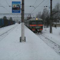 Питерская электричка, Будогощь