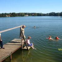Озеро Зелёное, Будогощь