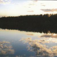 Озеро Острочиное, Будогощь