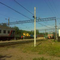 Платформа Будогощь, Будогощь