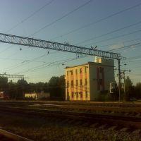 Станция Будогощь, Будогощь