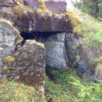 вход в форт, Вознесенье