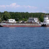 2006-8  Syväri ferry, Вознесенье