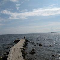 Озеро, Вознесенье