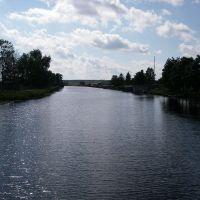 Мариинский канал, Вознесенье