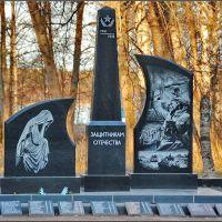 Вознесенье. Памятник Защитникам Отечества  ВОВ, Вознесенье