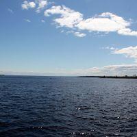 Река Свирь, Вознесенье