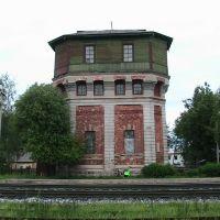 Водонапорная башня, Волосово