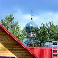 Купол церкви, Волосово