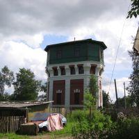 Башня на станции Волосово, Волосово