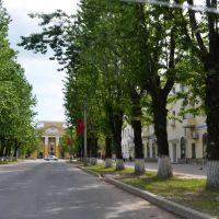 ВОЛХОВ. Кировский проспект., Волхов
